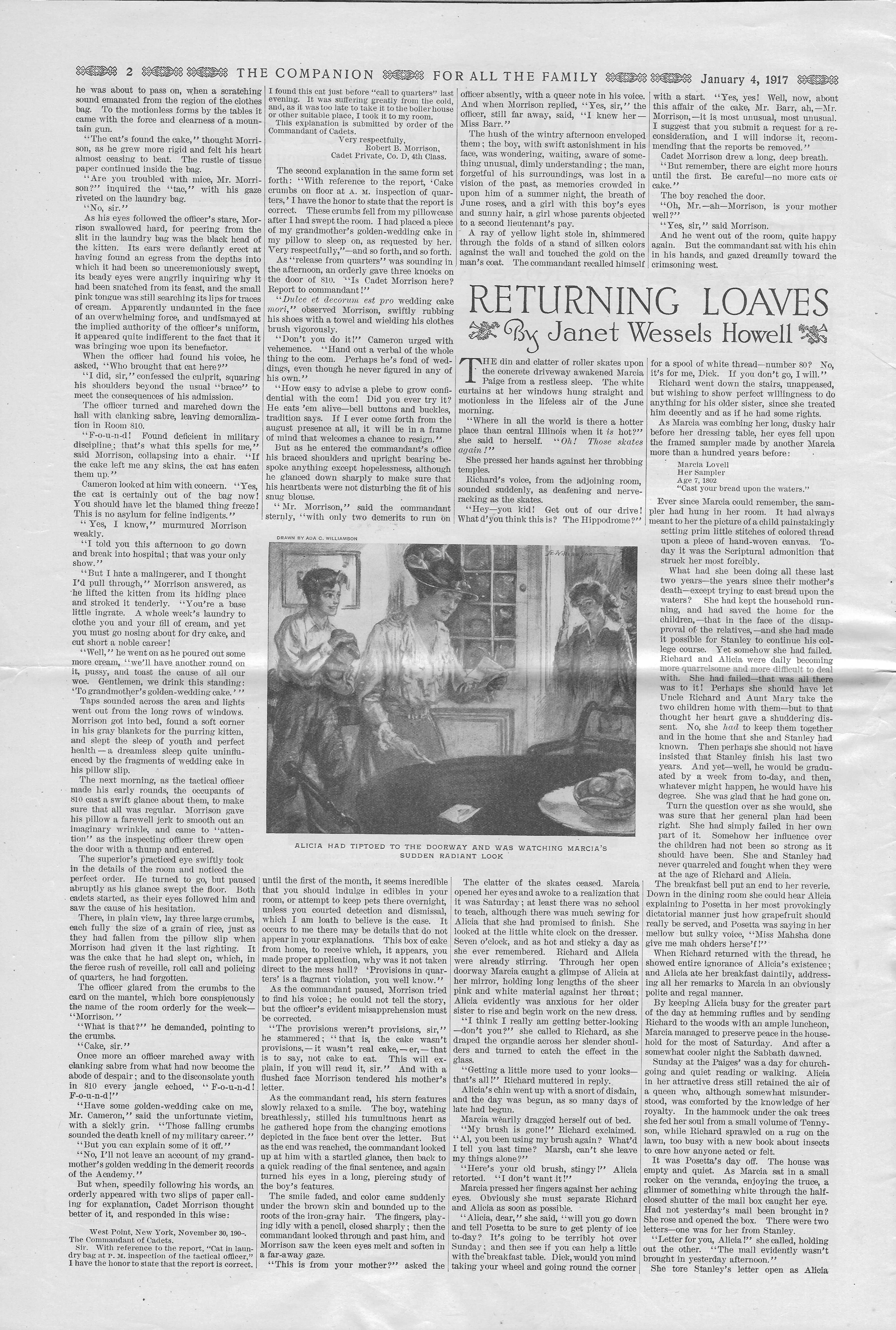 The Youth's Companion - January 04, 1917 - Page 2