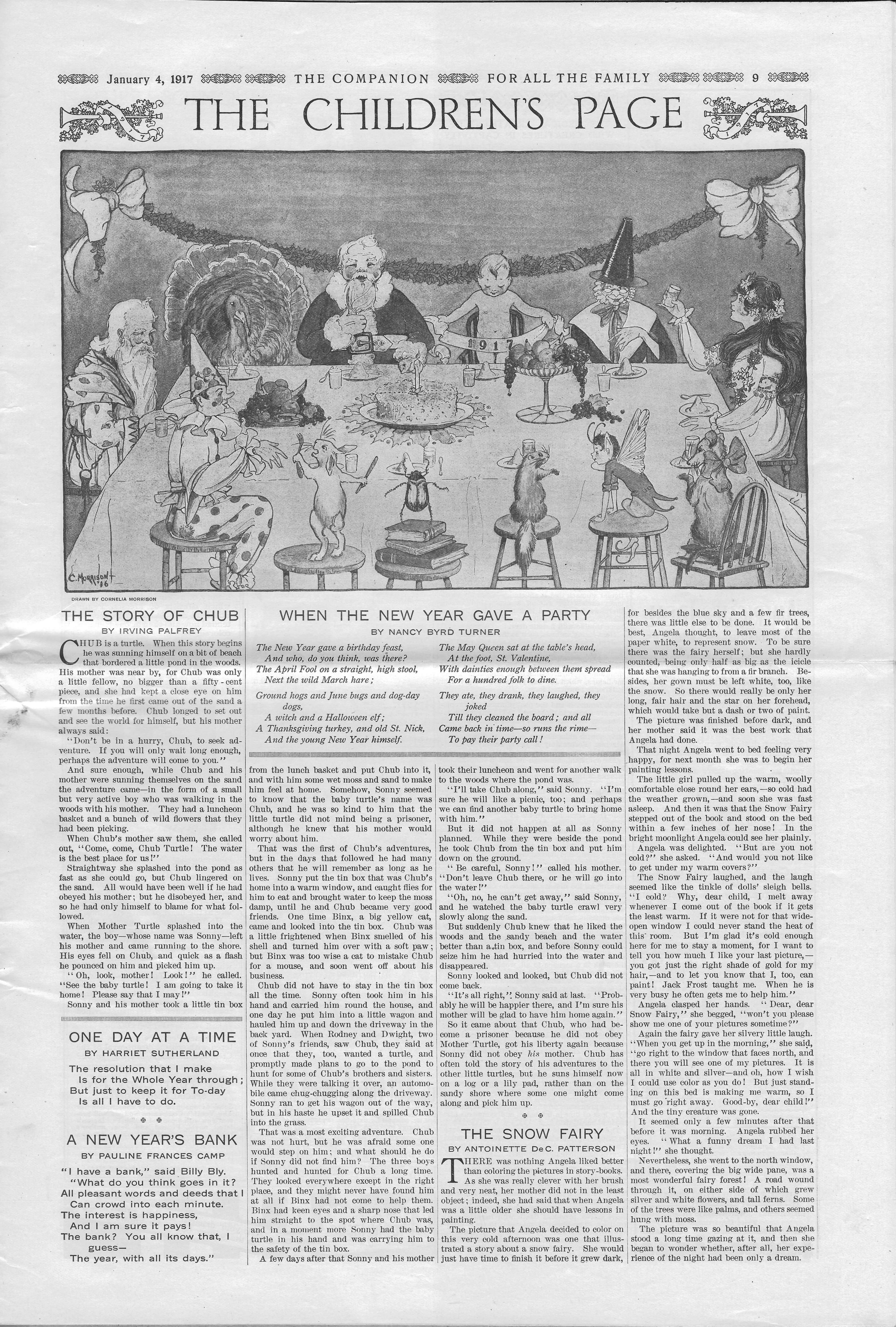 The Youth's Companion - January 04, 1917 - Page 9