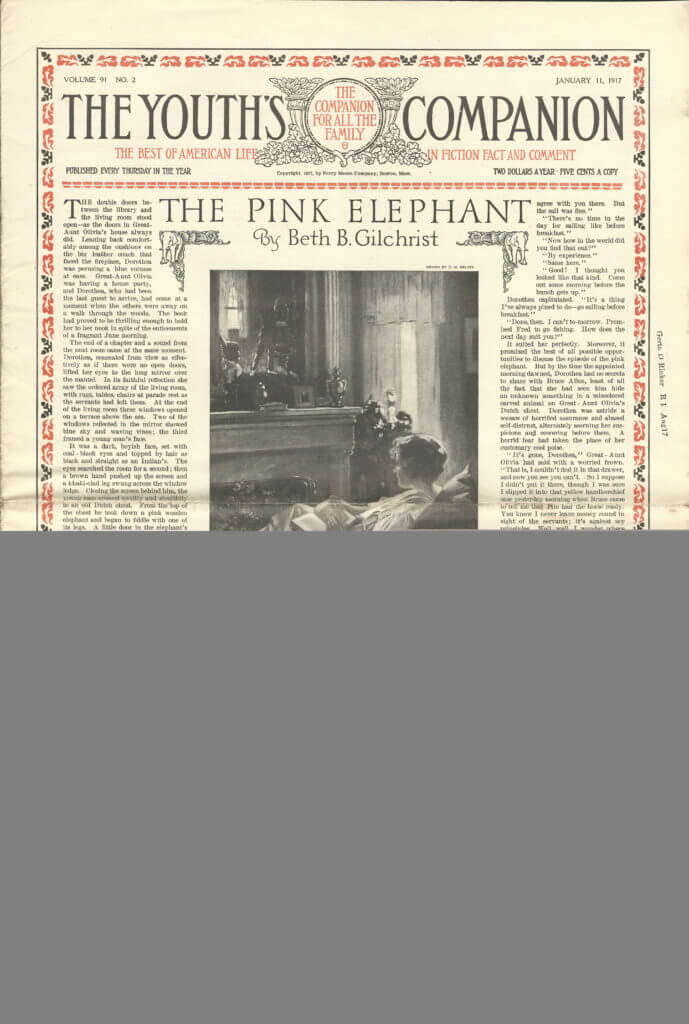 The Youth's Companion - January 11, 1917 - Page 13