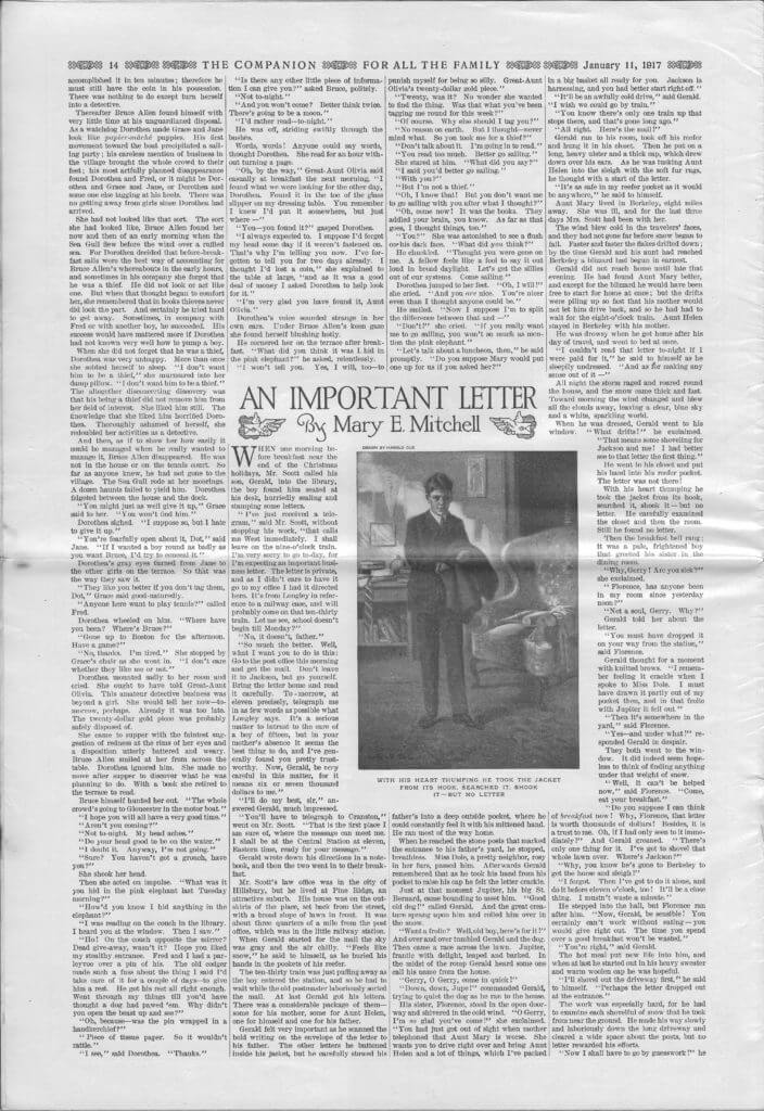 The Youth's Companion - January 11, 1917 - Page 14