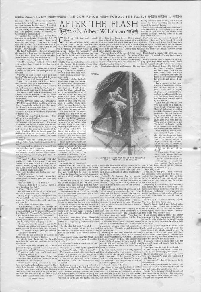 The Youth's Companion - January 11, 1917 - Page 17