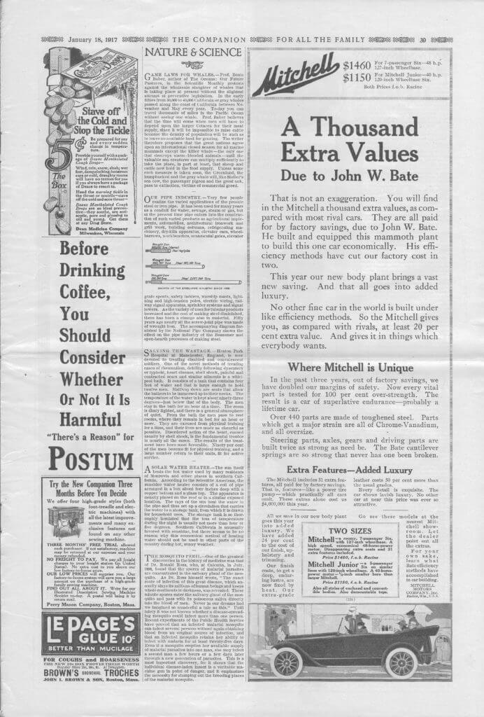The Youth's Companion - January 18, 1917 - Page 39