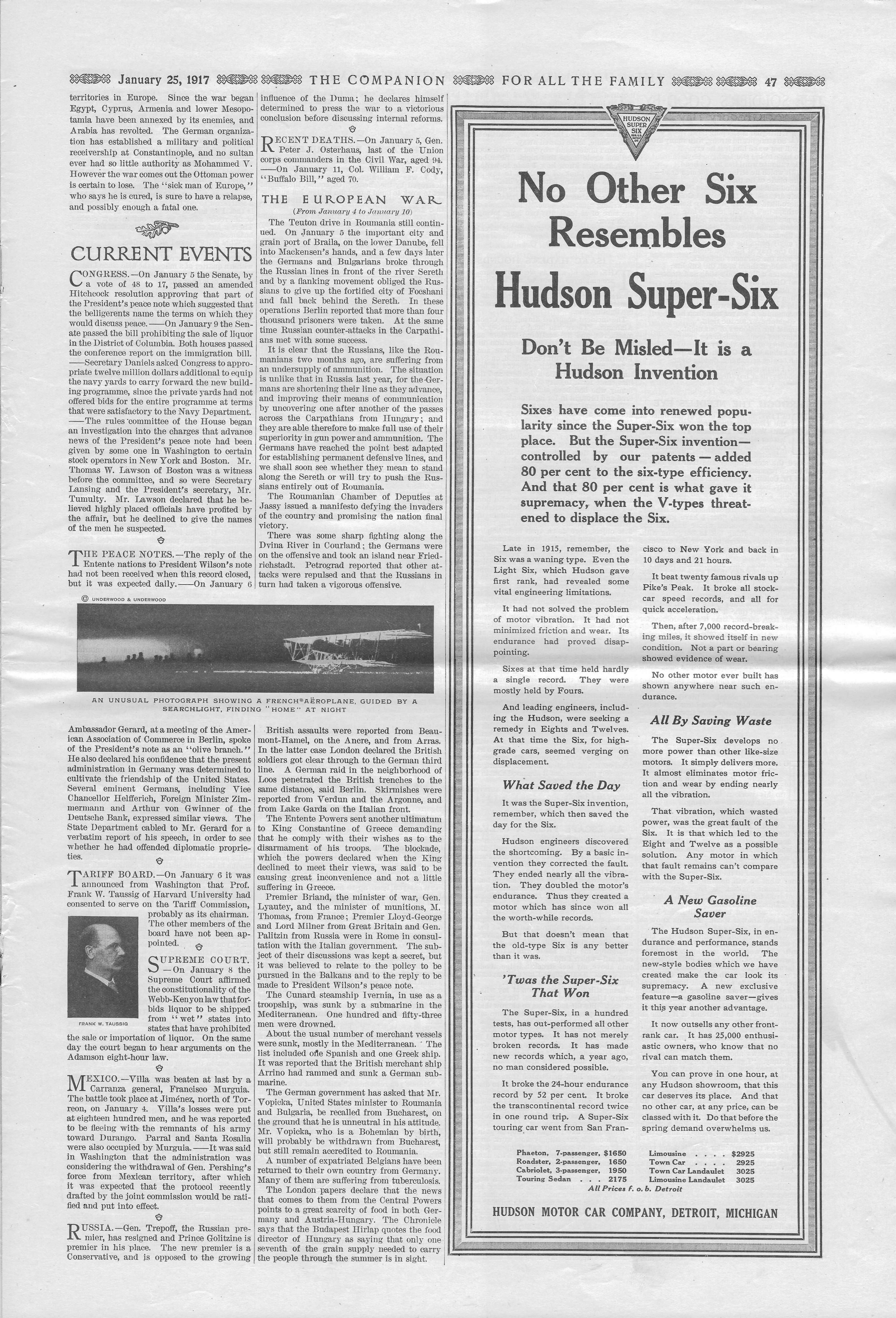 The Youth's Companion - January 25, 1917 - Page 47