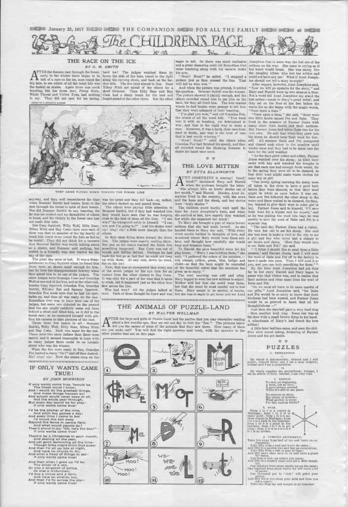 The Youth's Companion - January 25, 1917 - Page 49