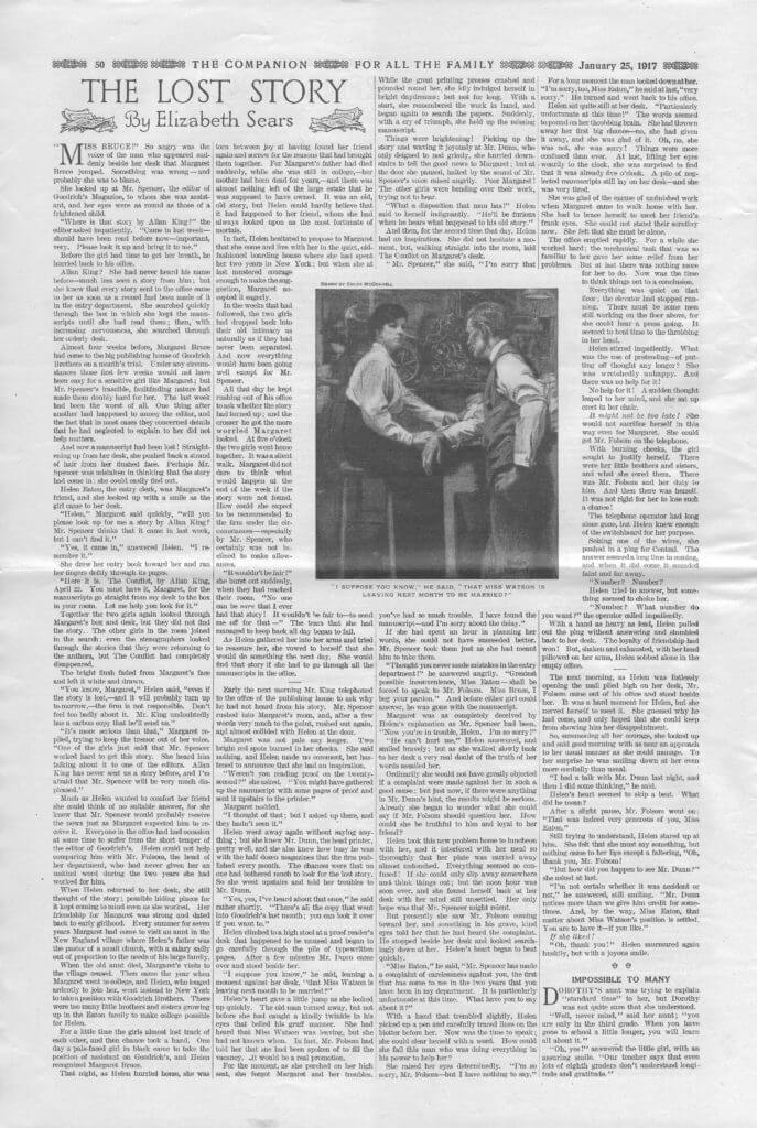 The Youth's Companion - January 25, 1917 - Page 50