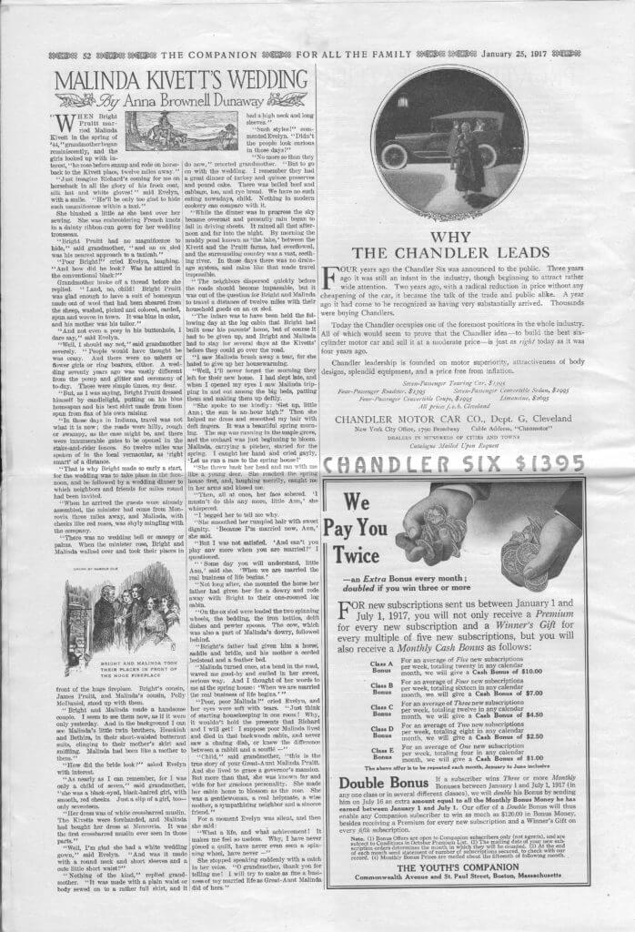 The Youth's Companion - January 25, 1917 - Page 52