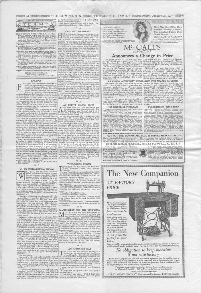 The Youth's Companion - January 25, 1917 - Page 54