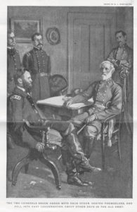 An Appomattox Episode by Homer Green from <em>The Youth's Companion</em> June 13, 1907